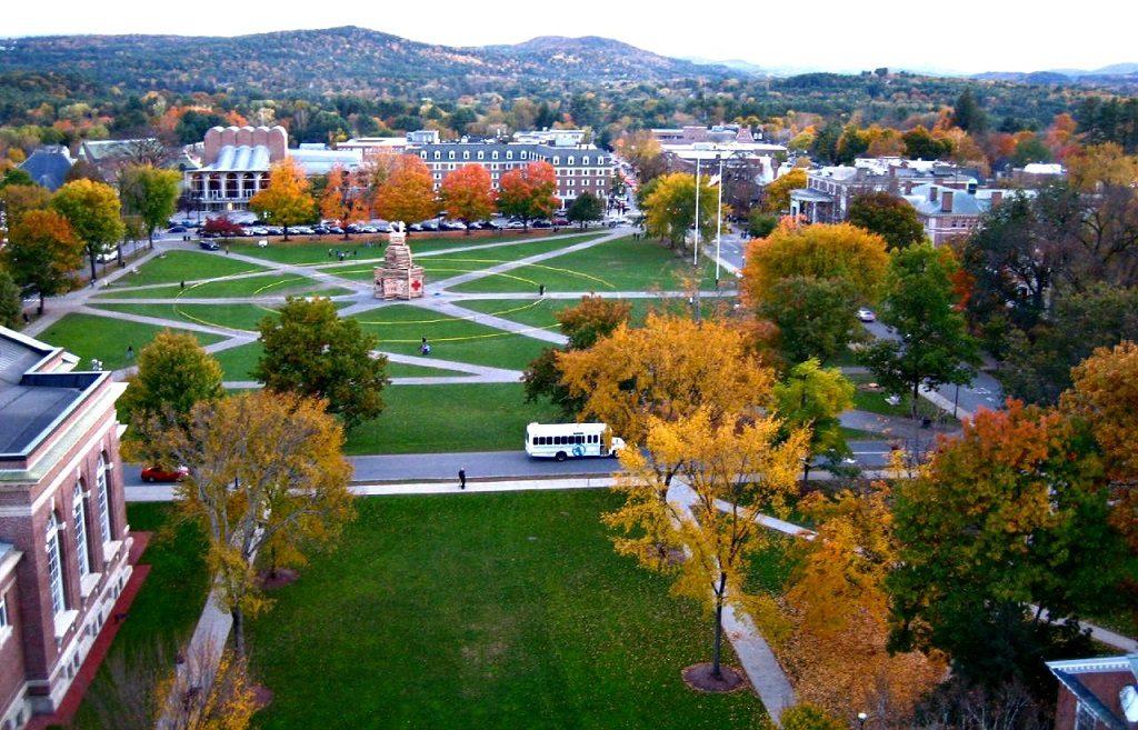 Dartmouth College Green