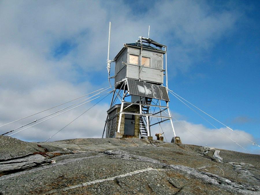 Cardigan Mountain Fire Tower