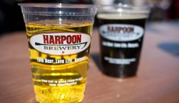 Harpoon Brewery, Windsor, VT