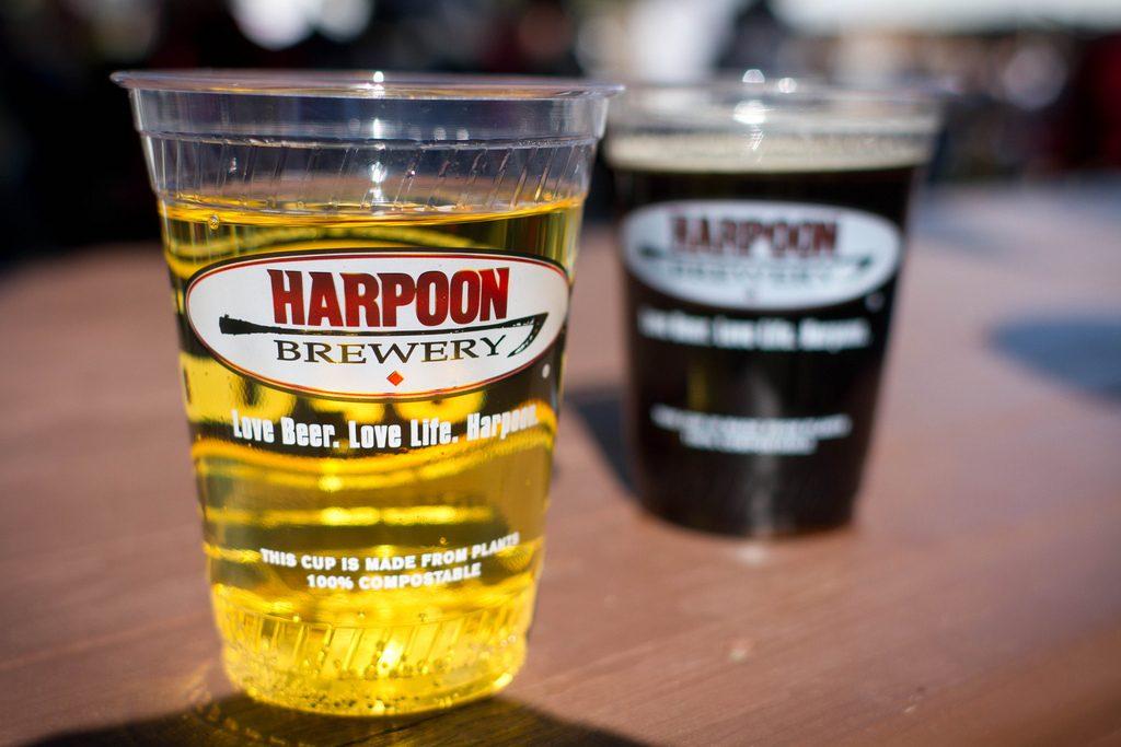 Harpoon Brewery, Windsor, VT