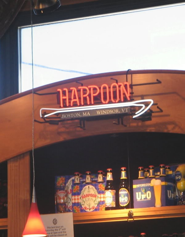 Harpoon Brewery Tours, Windsor Vermont