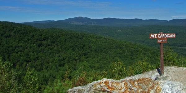 Mount Cardigan, New Hampshire
