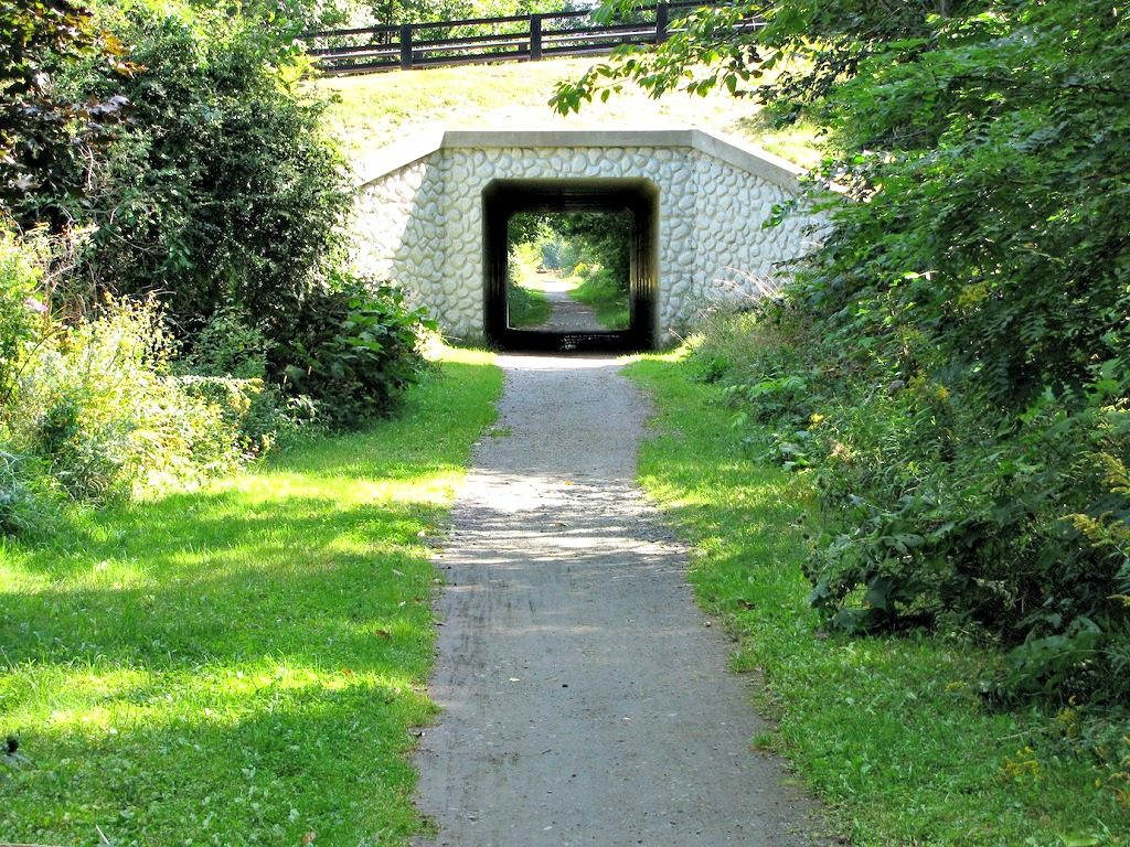 The Northern Rail Trail