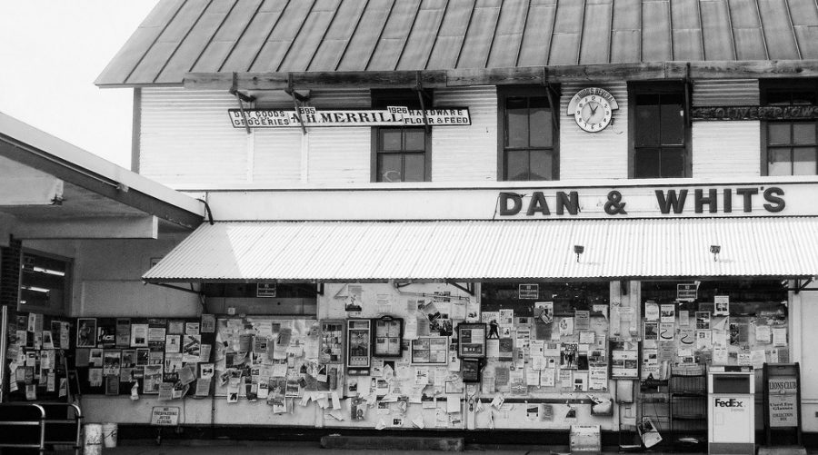 Norwich, Vermont - Dan & Whit's Store