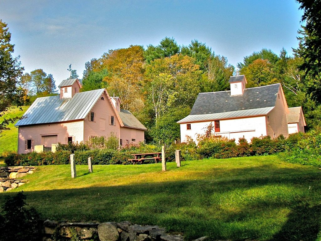 Justin Smith Morrill Homestead in Strafford, Vermont