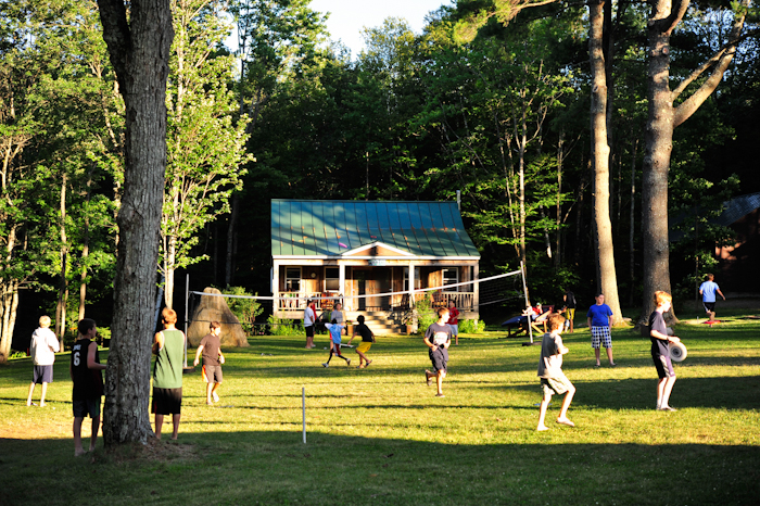 Kingswood Boys Camp in Piermont, NH