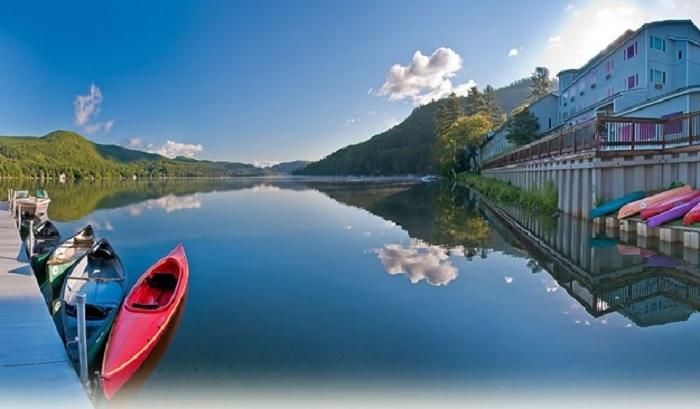 Fairlee, VT - Lake Morey Resort