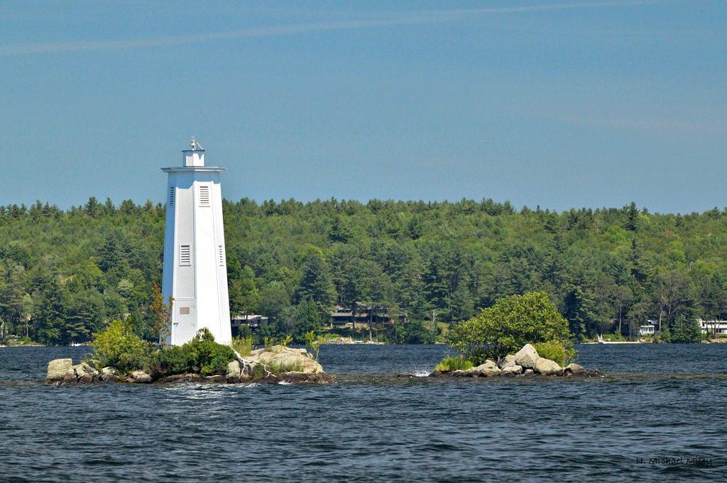 Lake Sunapee, NH Lighthouse