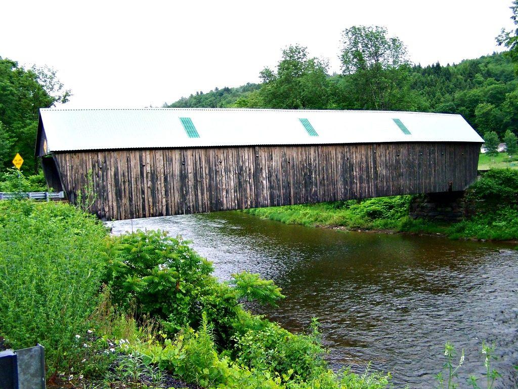 Lincoln Bridge - Woodstock, VT
