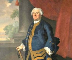 Benning Wentworth, First Colonial Governor of New Hampshire