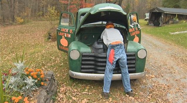 Pumpkin People, Plainfield New Hampshire