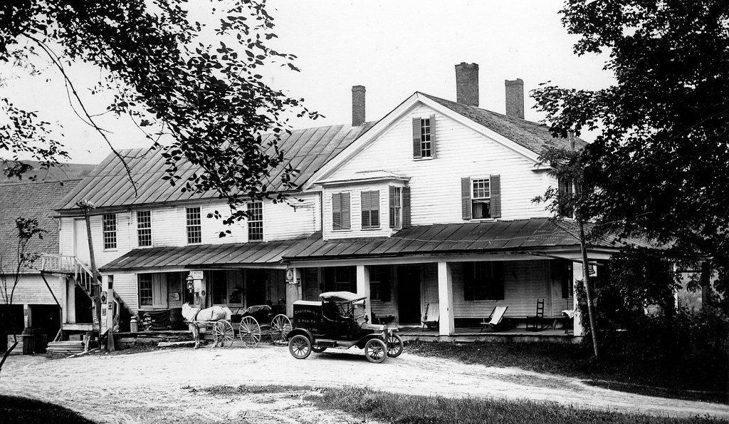 Thetford, Vermont - Sayer's Store