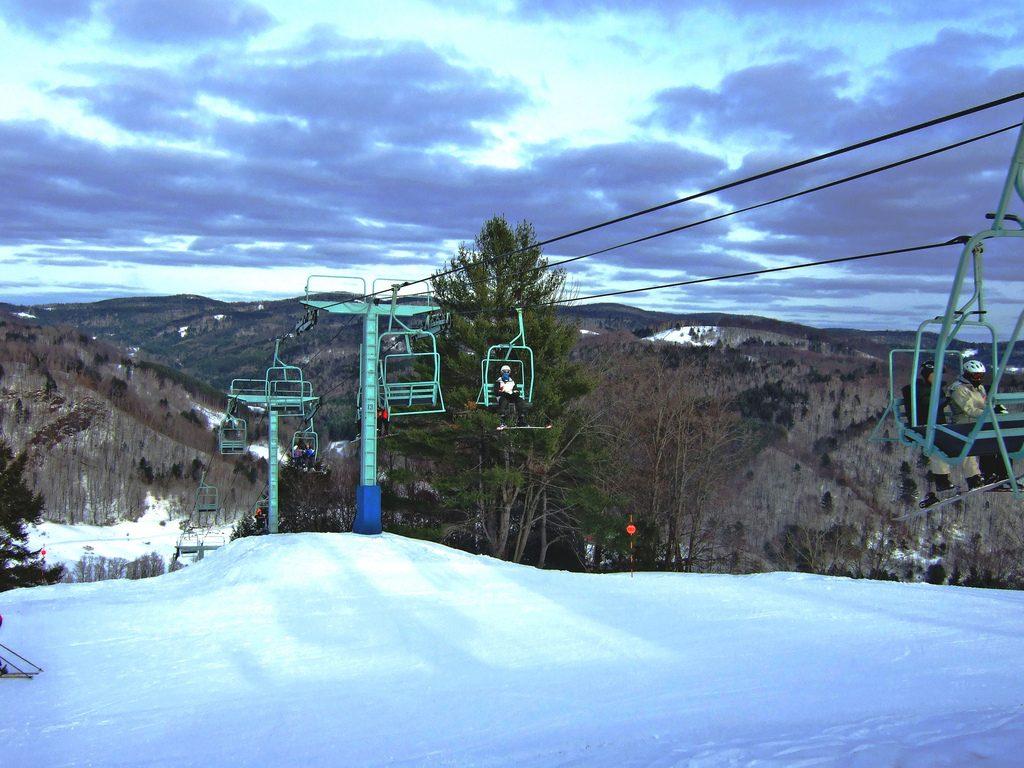 Suicide Six, Pomfret, Vermont