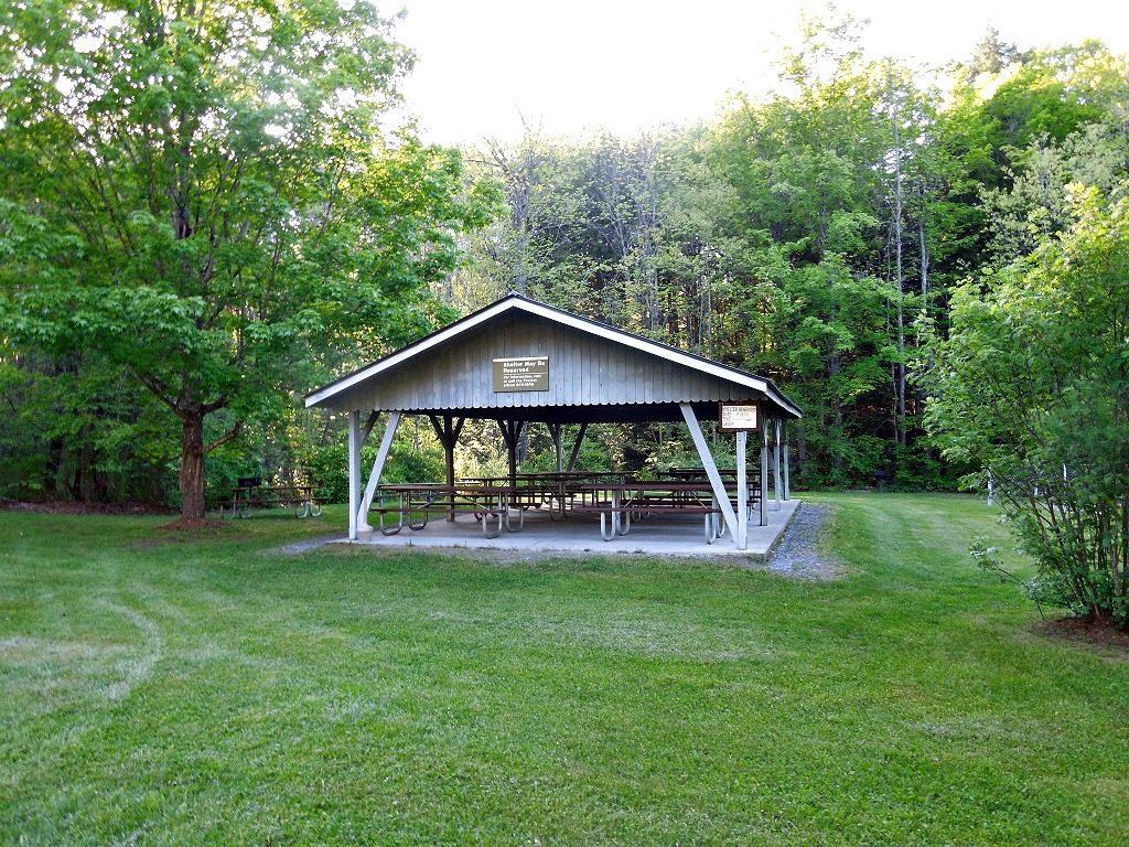 Union Village Dam Recreation Area, Thetford, Vermont