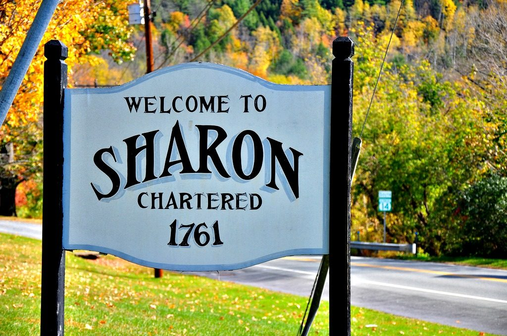 Image result for sharon, vermont
