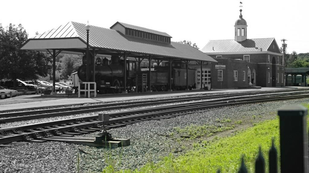 White River Junction Train Station, Vermont