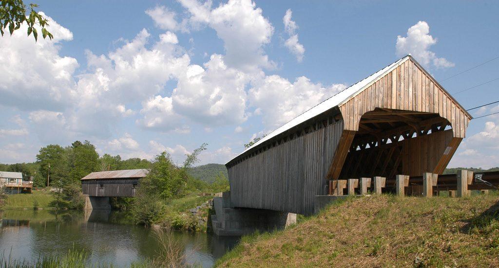 Hartland, VT Covered Bridges