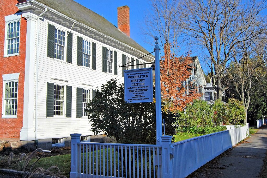 History Center - Woodstock, Vermont