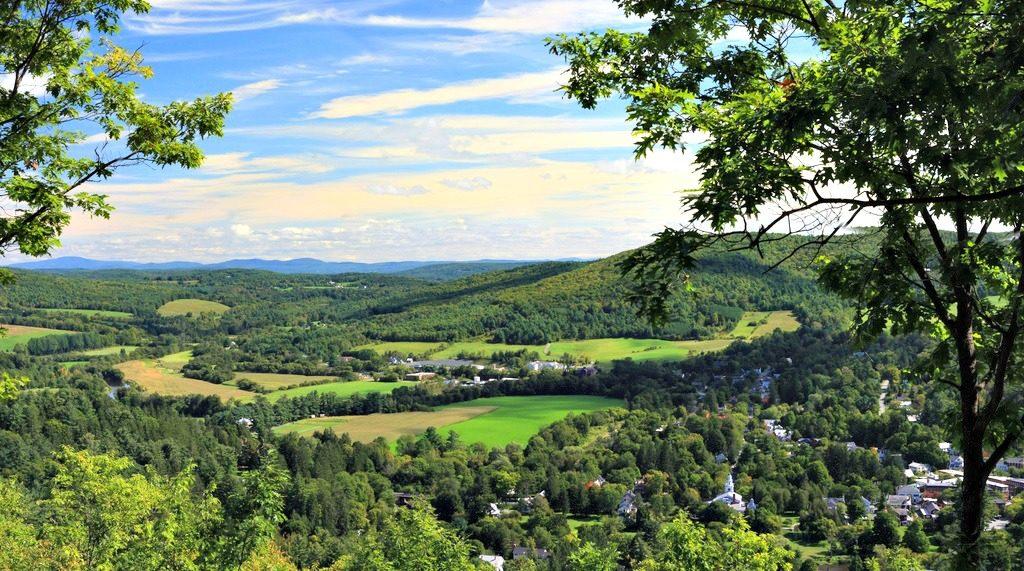 Mount Tom - Woodstock, Vermont