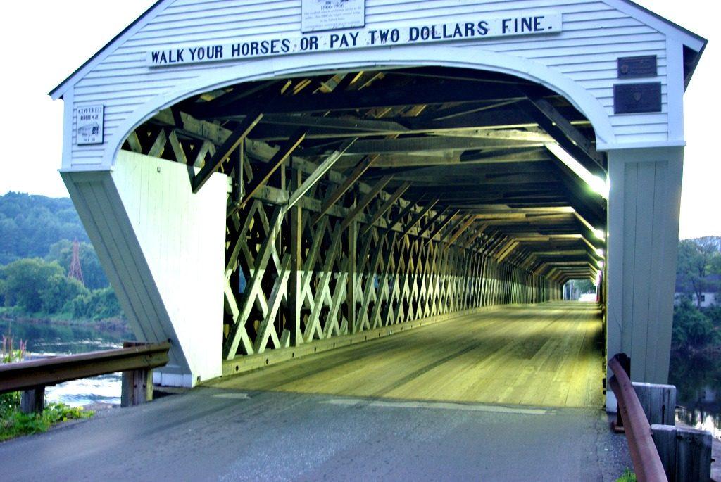 Windsor Vermont Covered Bridge