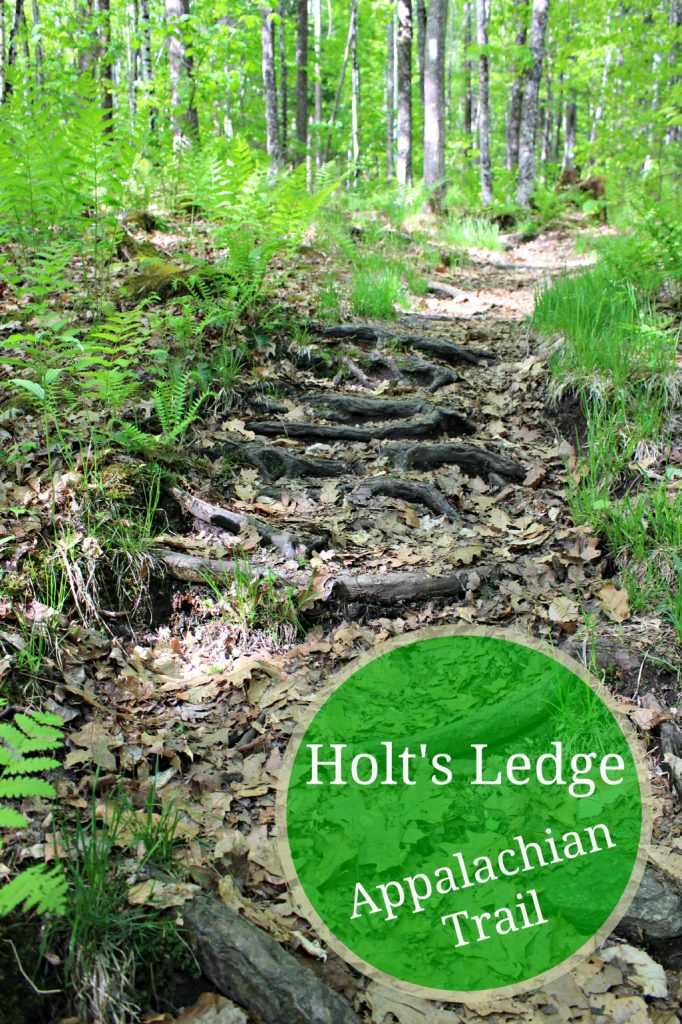 Holt's Ledge Hike, Appalachian Trail