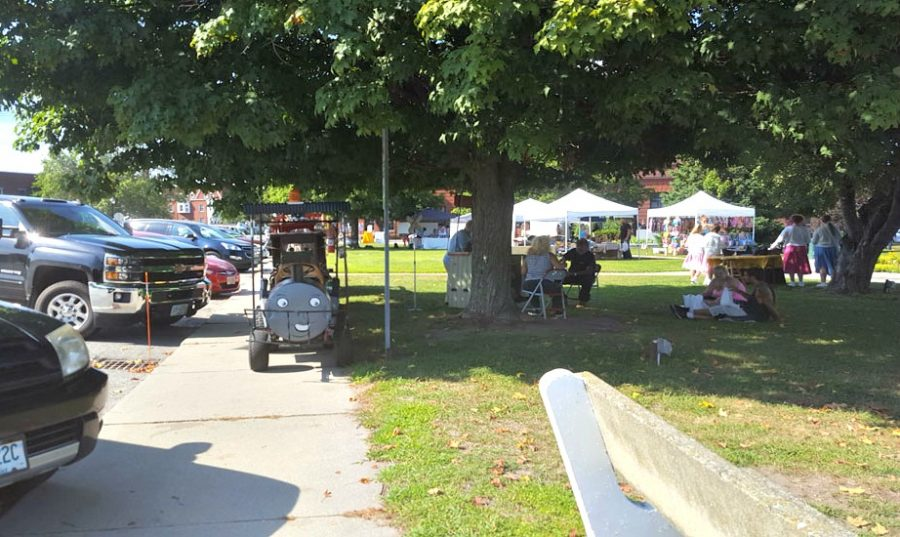 Claremont, New Hampshire Farmer's Market