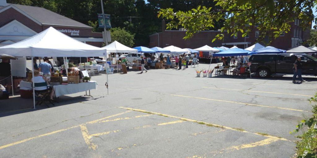 Springfield, VT Farmer's Market